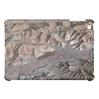 Three-dimensional view of the landscape iPad mini covers