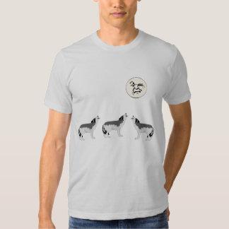 three dog angry moon shirt