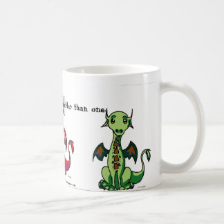 Three Dragons Mug