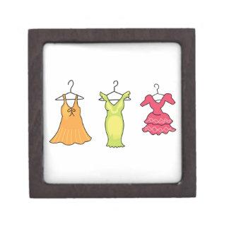 THREE DRESSES PREMIUM JEWELRY BOXES