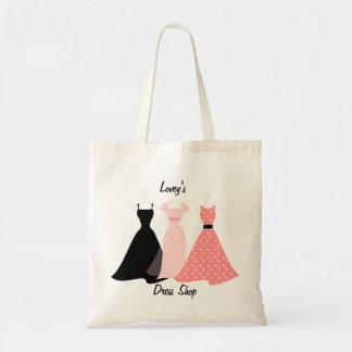 Three Dresses Tote Bag