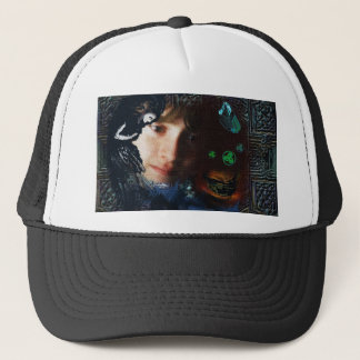 Three Drops for Gwion Bach Trucker Hat