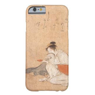 Three Drunken Women Japanese Art Torii Kiyonaga Barely There iPhone 6 Case