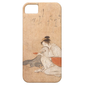Three Drunken Women Japanese Art Torii Kiyonaga iPhone SE/5/5s Case