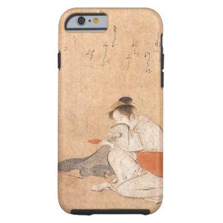 Three Drunken Women Japanese Art Torii Kiyonaga Tough iPhone 6 Case