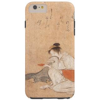 Three Drunken Women Japanese Art Torii Kiyonaga Tough iPhone 6 Plus Case