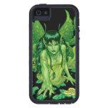 Three Earth Fairies Fantasy Art by Al Rio Case For iPhone SE/5/5s