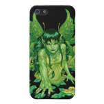 Three Earth Fairies Fantasy Art by Al Rio Cover For iPhone SE/5/5s