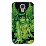 Three Earth Fairies Fantasy Art by Al Rio Samsung Galaxy S4 Case