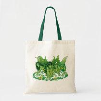 fairy, fairies, elves, spirtes, al rio, magical beings, illustration, drawing, Bag with custom graphic design