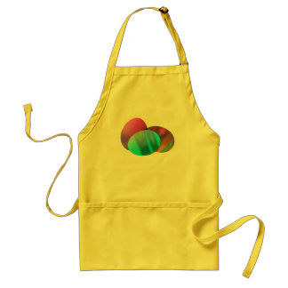 Three Easter Eggs Apron