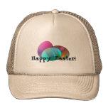 Three Easter Eggs Trucker Hat