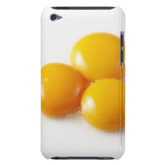 Three egg yolk barely there iPod case