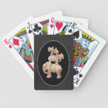 Three Elephants One Duck Bicycle Poker Deck