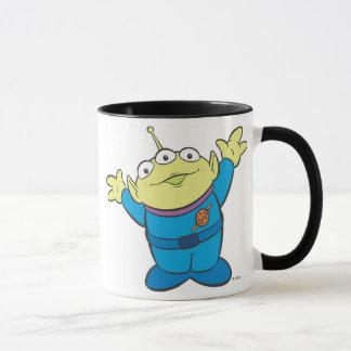 Three-Eyed Alien Disney Mug