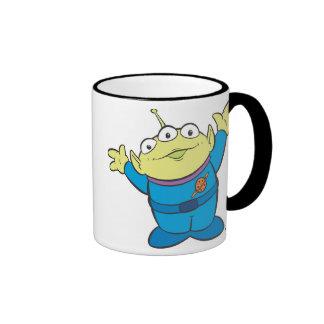 Three-Eyed Alien Disney Coffee Mugs