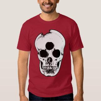 Three Eyed Skull Shirt