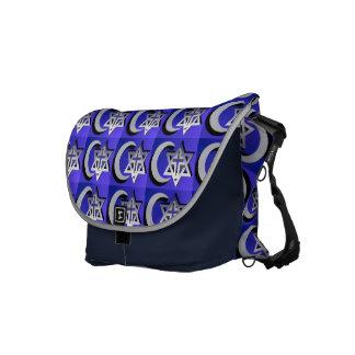 Three Faiths Bag Messenger Bag