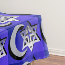 Three Faiths Tablecloth