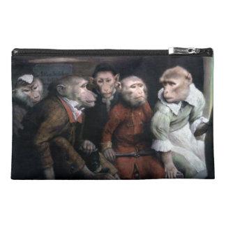 Three Fancy Monkeys Travel Accessory Bag