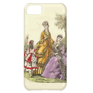 Three fashionable girls cover for iPhone 5C