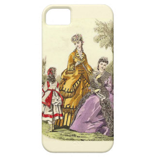 Three fashionable girls iPhone SE/5/5s case