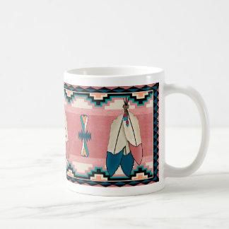 Three Feather Coffee Mug