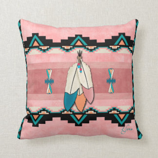 Three Feathers Pillows