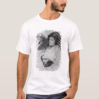 Three female heads with one sleeping, 1637 T-Shirt