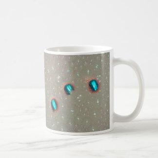Three Fingers In The Foam Coffee Mug