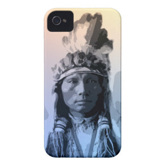 Three Fingers - Southern Cheyenne Blackberry Bold Cases