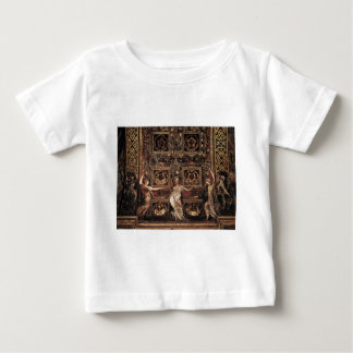 Three Foolish Virgins Flanked Adam and Eve Baby T-Shirt