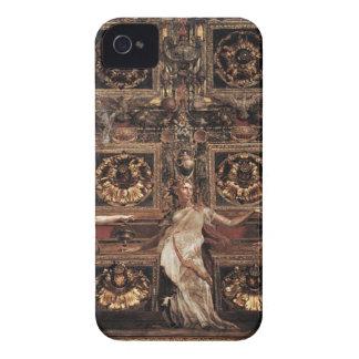 Three Foolish Virgins Flanked Adam and Eve iPhone 4 Case