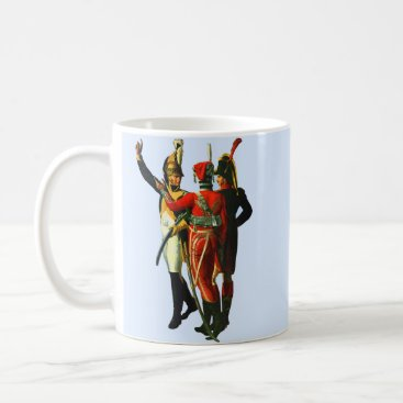 three French soldiers circa 1800 Coffee Mug
