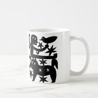 Three Friends Coffee Mug
