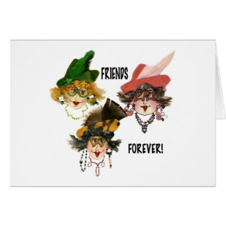 Three Friends Forever Cards