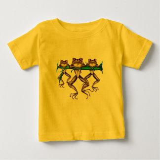 *Three Frogs T-shirt