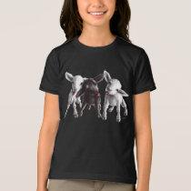 Three Funny Cheeky Sheep T-Shirt