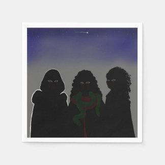 Three Furies Paper Napkin