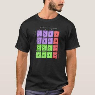 Three Generations of Matter Fermions Shirt