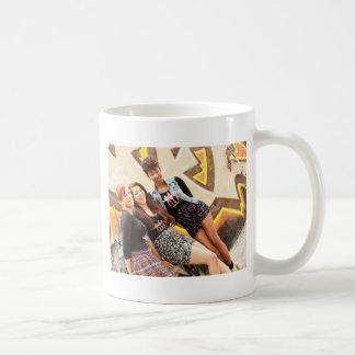 Three GIrls & A Mic Classic White Coffee Mug