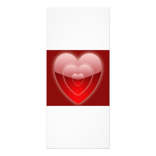 three-glass-hearts-background rack card design