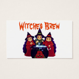 Three Good Witches Business Card