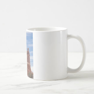 Three Gossips Classic White Coffee Mug