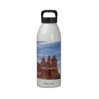 Three Gossips Reusable Water Bottles