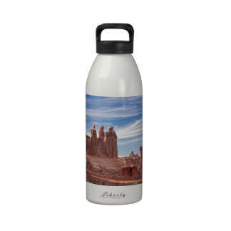 Three Gossips Water Bottles
