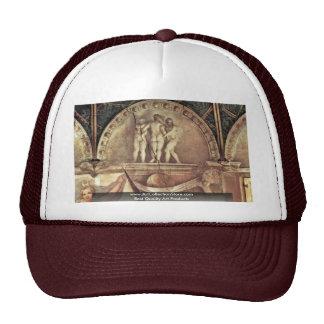 Three Graces By Correggio Trucker Hat