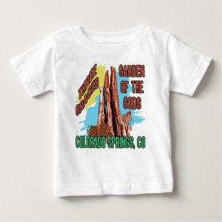 Three Graces, Garden of the Gods Baby T-Shirt