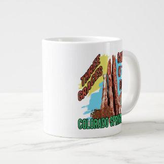 Three Graces, Garden of the Gods Giant Coffee Mug