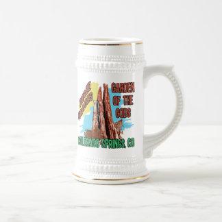 Three Graces, Garden of the Gods 18 Oz Beer Stein